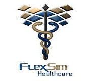 HealthCare Simulation Flexsim 300x160