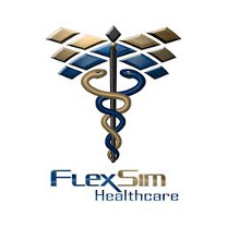 FlexSim HC simulation software