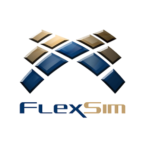 Materialflusssimulation flexsim
